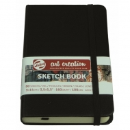 Скетчбук для зарисовок Art Creation Royal Talens, 160 г/м2, 9х14см, 80 листов