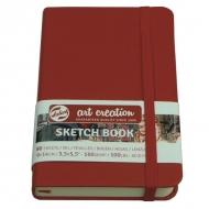 Скетчбук для зарисовок Art Creation Royal Talens, 160 г/м2, 9х14 см, 80 листов