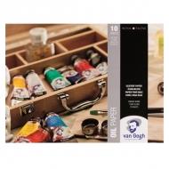 Альбом для масляных красок Van Gogh Royal Talens, 240г, 10 листов, 24х32 см