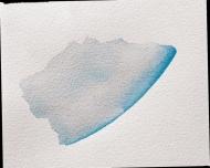 "Бумага для акварели Clairefontaine ""Etival"", 500*650 мм, 200 г/м2, 25 л., холод.пресс."