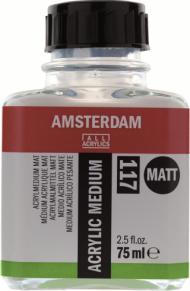 Медиум для акрила Royal Talens Amsterdam (117) Матовый 75мл