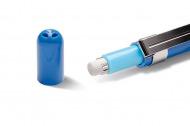 Автоматический карандаш для профи Pentel 120 A3 с мягким грипом, 0.7 мм, синий корп.