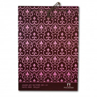 Альбом для пастелей «Фуксия» серия Palazzo Modern Лилия Холдинг, 200 г/кв.м, А4, 20 л