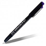 Ручки-линеры Zig Kuretake Mangaka для рисования и письма, цвета в ассортименте, нак. 0,2мм