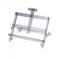 Прозрачный мольберт- дисплей Cappelletto из метакрилата, 38 см