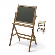 Мольберт школьный Cappelletto с двусторонней доской(мел/маркеры/бумага)