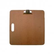 Планшет для бумаги с зажимом и ручкой Cappelletto, 45х45 см
