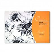 Альбом-склейка для эскизов и набросков Сонет НЕВСКАЯ ПАЛИТРА 150 г/м², формат А4 (30 листов)
