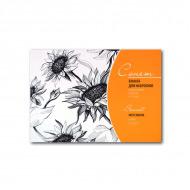 Альбом-склейка для эскизов и набросков Сонет НЕВСКАЯ ПАЛИТРА 150 г/м², формат А5 (30 листов)