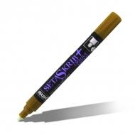 Несмываемые маркеры для светлых и темных тканей «Setaskrib+ Opaque» Pebeo, 2 мм, цвета металлик