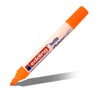 Маркеры перманентные для рисования по ткани Textile EDDING 4500, 2-3 мм, неоновые цвета