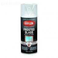 Краска с эффектом замерзшего или матового стекла KRYLON Glass Finish 340 г