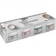 Набор меловых красок Chalky Chalk пастельные цвета, 4х150 мл