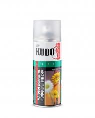 """Декоративное покрытие для стекла Kudo """"Эффект инея"""", аэрозоль, 520 мл"""