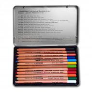 Набор профессиональных цветных карандашей Rembrandt Polycolor LYRA, 12 цветов
