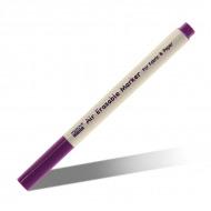 Исчезающий водорастворимый маркер Marvy Air Erasable для разметки ткани 1мм, фиолетовый