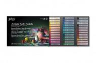 Сухая пастель для рисования мягкая квадратная MUNGYO Gallery Artists Soft 36 цветов