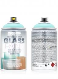Аэрозольная краска по стеклу MONTANA GLASS PAINT, матовая, 250 мл