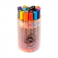 Набор маркеров для рисования и декорирования Molotow Main-Kit I, 18 цветов+2