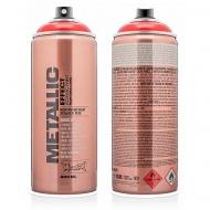 Аэрозольная краска Montana Metallic 400мл