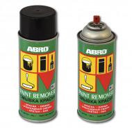 Смывка краски многофункциональная для металла, дерева и бетона ABRO, аэрозоль, 283 г