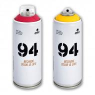 Аэрозольная краска MTN 94 матовая, быстросохнущая, 400 мл
