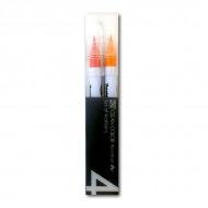 Акварельные маркеры-кисти ZIG Clean Color Real Brush, набор «Pale Colours», 4 цвета