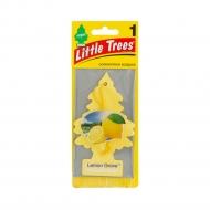 """Ароматизатор автомобильный подвесной """"Елочка"""" Little Trees, Лимон"""