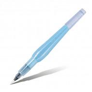 Кисть для рисования заправляемая 2 в 1 с резервуаром Pentel Aquash Brush тонкая круглая