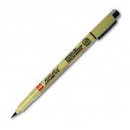 Капиллярные ручки - кисти Sakura Pigma Brush для каллиграфии и оформительских работ