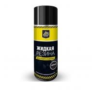 Жидкая резина ALL-0104 чёрная матовая, аэрозоль 520 мл