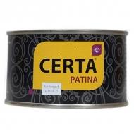 Термостойкая патина до +700°C Certa Patina, 0,08 кг
