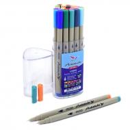 Набор капиллярных ручек - линеров Artisticks LINER 300 Box, 24 цвета