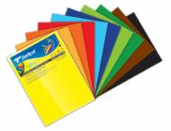 Набор цветной бумаги Sadipal Sirio 170г/кв.м, A3, 29,7х42см, яркие цвета, 10л