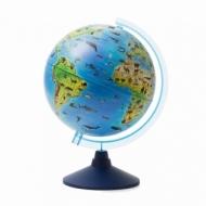 Глобус GLOBEN Ке012500269 Зоогеографический (Детский) 250мм