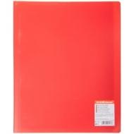 """Папка с 20 вкладышами Erich Krause """"Standard"""", 17мм, 350мкм, красная"""