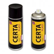 Термостойкая эмаль CERTA PLAST для металла, цвет: медный, аэрозоль, 520 мл