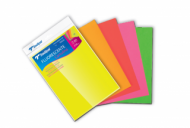 Набор бумаги Sadipal с флуоресцентным покрытием 250г/кв.м, A4, 21х29,7см, 5л