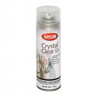 Аэрозольный защитный художественный лак KRYLON Acrylic Crystal Clear, 170г