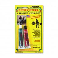 Эпоксидный высокопрочный клей ABRO ES-507 для металла, дерева и пластиков, 57 гр.