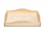 Заготовка Timberlicious для декорирования поднос вид 1 30х20х5.5см