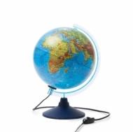 Глобус GLOBEN INT12500284 Интерактивный физико-политический с подсветкой 250