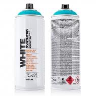 Аэрозольная краска Montana White 400мл