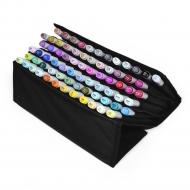 Набор маркеров для скетчинга Artisticks Style CASE в Travel-пенале, 72 цвета