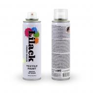 Фосфоресцентная светящаяся краска по ткани LILACK Fabric Design, несмываемая, 220мл