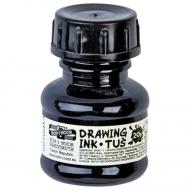 Тушь художественная KOH-I-NOOR для рисования, черная, 20 мл