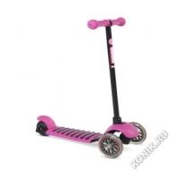 Самокат Yvolution Glider Deluxe, розовый YVolution