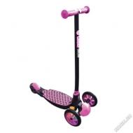 Самокат Glider Deluxe розовый YVolution