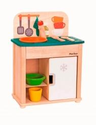 Игровой набор. Кухня с холодильником Plan Toys