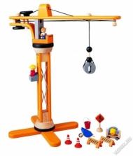 Подъемный кран Plan Toys